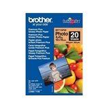 Brother BP71GP20 premium plus | glanzend | 10 x 15 cm | 260gr. | 20 vel