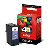 Lexmark 18Y0141 nr. 41 inkt cartridge kleur (origineel)