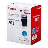 Canon 702 toner cartridge cyaan (origineel)