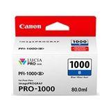 Canon PFI-1000B inkt cartridge blauw (origineel)