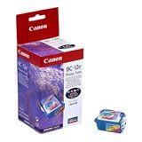 Canon BC-12e printkop foto zwart / foto kleur (origineel)
