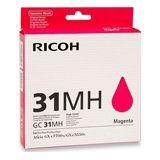 Ricoh GC-31MH gelcartridge magenta hoge capaciteit (origineel)
