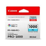 Canon PFI-1000PC inkt cartridge foto cyaan (origineel)