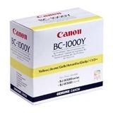 Canon BC-1000Y printkop geel (origineel)