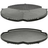 Grillogas Reversible Grill Plate