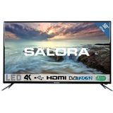 Salora 50UHL2800 4K Ultra HD LED TV 127 cm Zwart