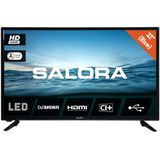 Salora 32D210 HD LED TV 81 cm Zwart