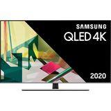 Samsung QE55Q77TAL - QLED TV zwart