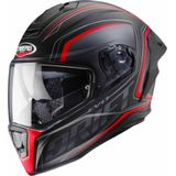 Caberg Drift Evo Integra - Zwart / Rood - Medium