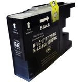 Compatible voor - Brother LC1280BK inkt cartridge zwart, 30ml - inktknaller
