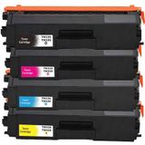 Compatible Brother TN326 toner set