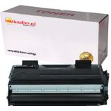 Compatible - Brother TN-7600 toner zwart 7.000 pag. extra hoge cap.