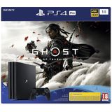Sony PlayStation 4 Pro console - 1TB + Ghost of Tsushima