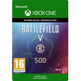 Battlefield V: Battlefield Currency 500 - Xbox One Download