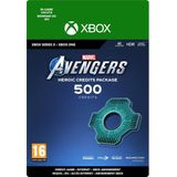 Marvel's Avengers: Heroic Credits Package - In-game tegoed - Xbox Series X/S/Xbox One download