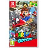 Super Mario Odyssey - Switch - Engelstalige hoes