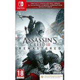 Assassin's Creed 3 + Assassin's Creed Liberation Remaster (code in de doos) Switch-game