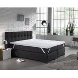 Swiss Nights 7-zone Topper - Micropercal - 80 x 200 - Wit