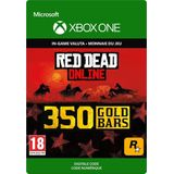 Red Dead Redemption 2: 350 Gold Bars - Xbox One Download