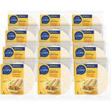 WeCare lower carb Tortilla Wraps 12 x 160g