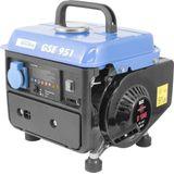 Güde GSE 951 2-Takt Benzine Generator 720 W Aggegraat Noodstroom 1,5 PK