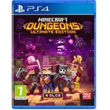 Minecraft Dungeons: Ultimate Edition (PS4)