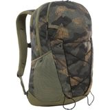 The North Face Cryptic Rugzak - Olive Green / Camo - OS