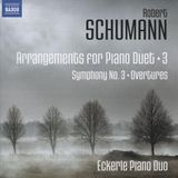 Eckerle Piano Duo - Arrangements For Piano Duet Vol. 3