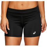 Asics Silver Hot Pant Tight Dames