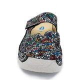 Wolky Multi Color Wolky Slippers Roll Mosaic Suede