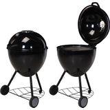 Luxe houtskool barbecue - Ø 56.5cm - XL (DSS-DS60928)