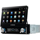 1 Din Navigatie 7 INCH HD Digitale Afneembare Android 9.0 Car Multi-touch Screen