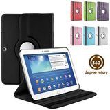Samsung Tab 3 P5200 10.1 inch Hoesje Case Rood