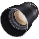 Samyang 85mm f/1.4 AS IF UMC Olympus FT-mount objectief