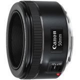 Canon EF 50mm f/1.8 STM objectief