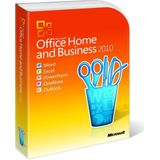 Microsoft Office 2010 Home and Business oftewel Microsoft Office Thuisgebruik en zelfstandigen 2010