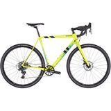 "Cannondale SuperX Force 1, nuclear yellow 56cm (28"""") Racefietsen"