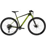 """Cannondale F-Si Carbon 3 29"""""""", vulcan/green S 