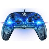 PDP Afterglow New Prismatic Gamepad PC,Xbox One Analoog USB Transparant
