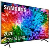 "Smart TV Samsung UE55TU7105 55"" 4K Ultra HD LED WiFi Grijs"