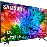 "Smart TV Samsung UE43TU7105 43"" 4K Ultra HD LED WiFi Grijs"