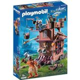 Playset Knights Fortress Playmobil 9340