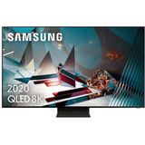 "Smart TV Samsung QE65Q800T 65"" 8K Ultra HD QLED WiFi Zwart"