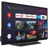 "Smart TV Toshiba 24"" HD Ready LED WiFi Zwart"