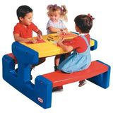 Little Tikes 4668 Grote Picknicktafel Primary